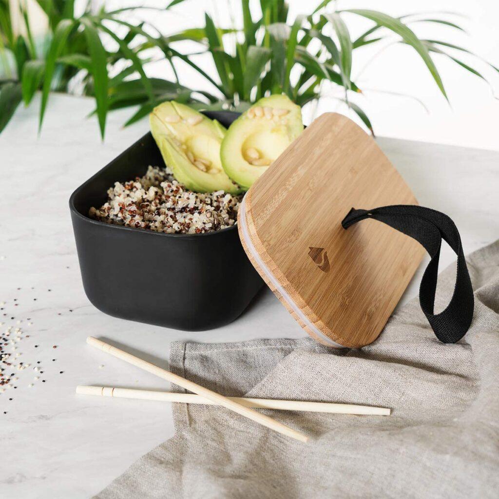 lunch box bambou lunch box zéro déchet