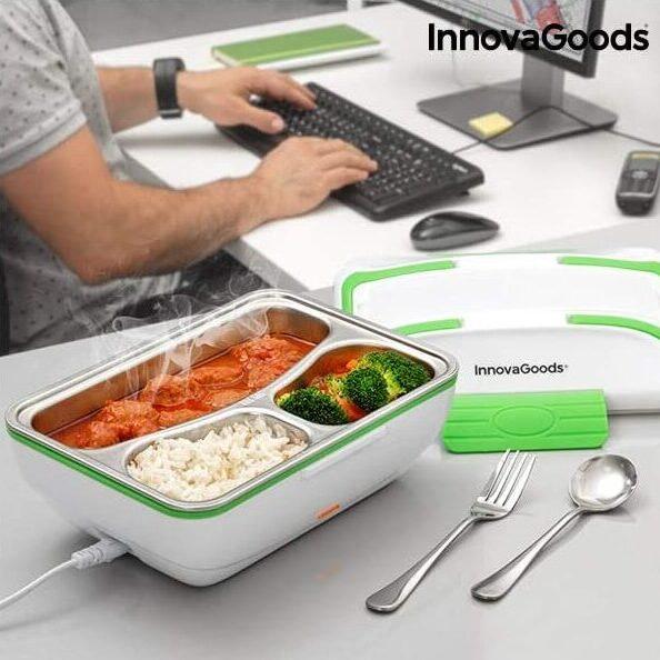 bento chauffant lunch box chauffante innovagoods