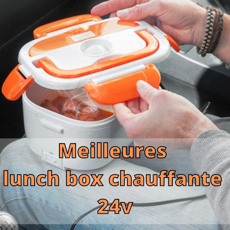 Meilleures lunch box chauffante 24v