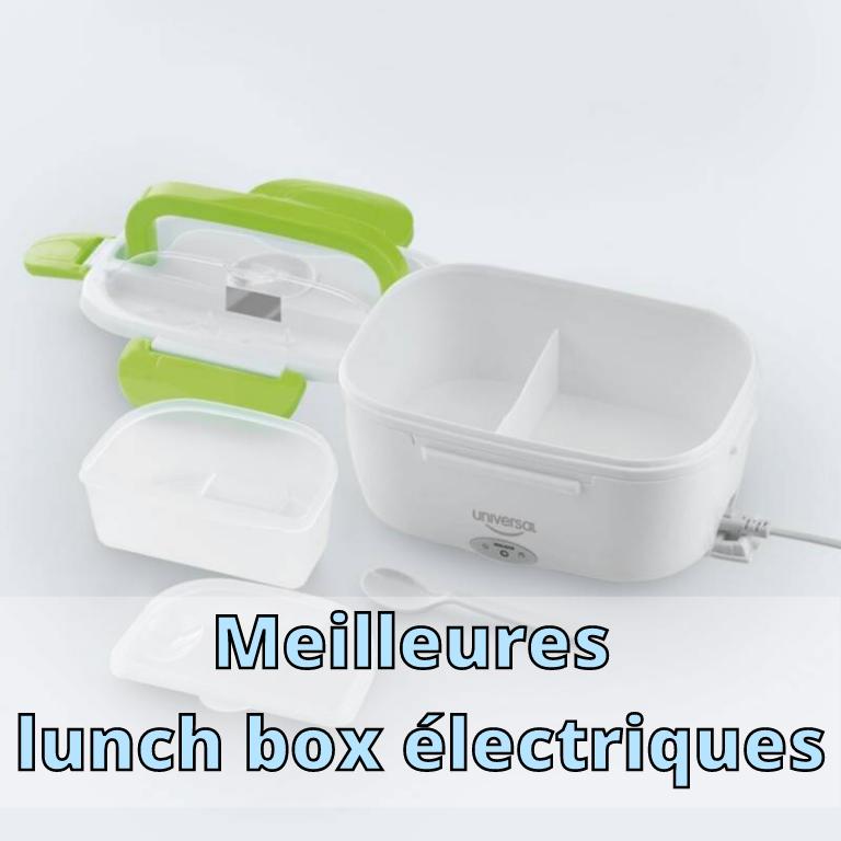 Meilleures lunch box électrique