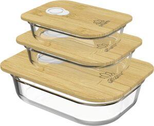 bento pas cher lunch box verre compartimentée