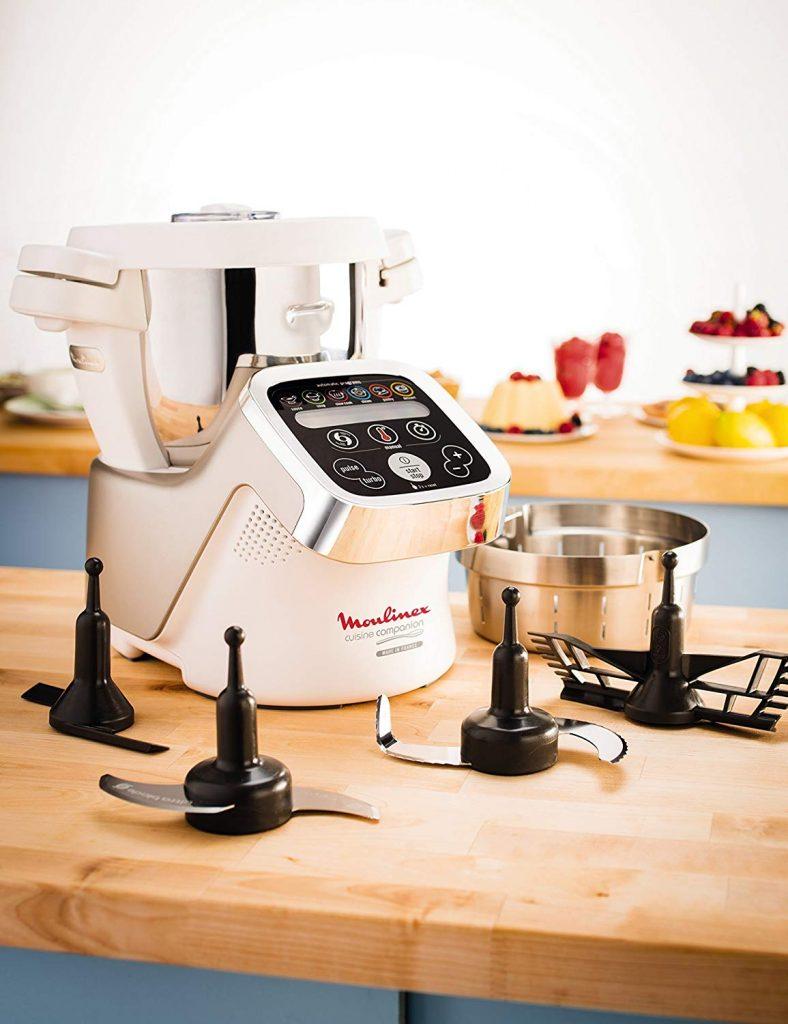 robots de cuisine moulinex robot culinaire